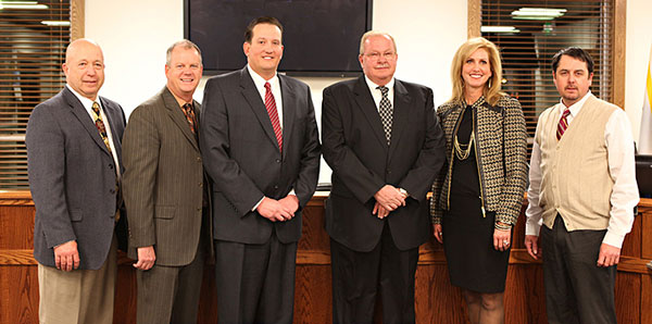 mayor and council 2012